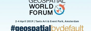 Getting ready for Geospatial World Forum